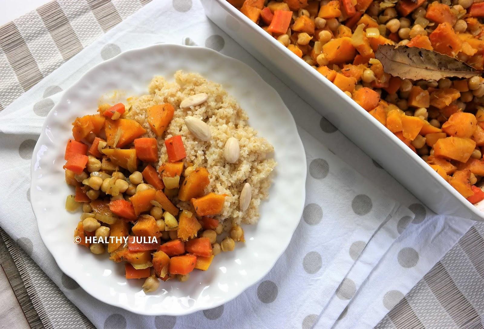 Cooking Julia Legumes Rotis Facon Tajine
