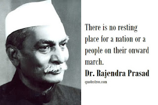 Rajendra Prasad Quotes - Quotes and Speeches by First President of India