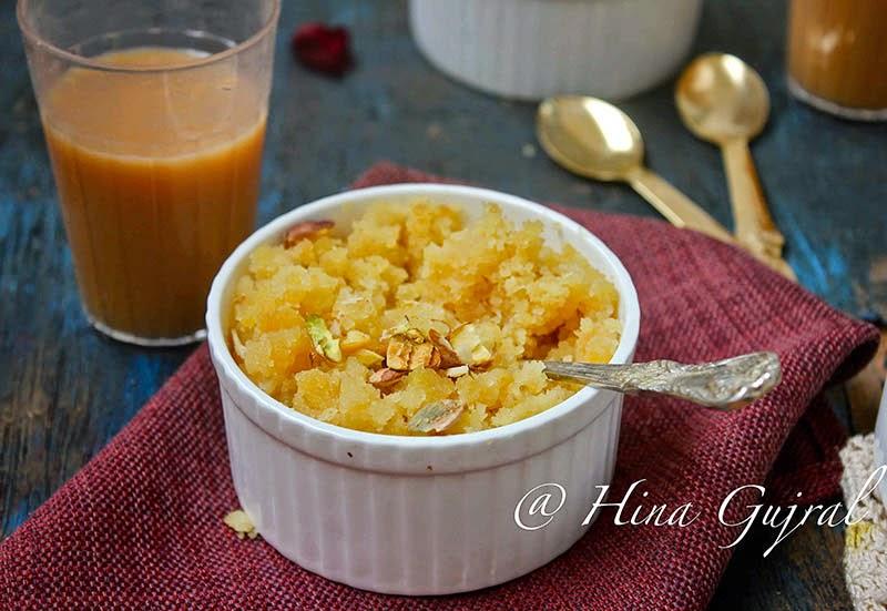 Moong Dal Halwa Recipe