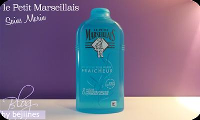Le Petit Marseillais : Soins Marins
