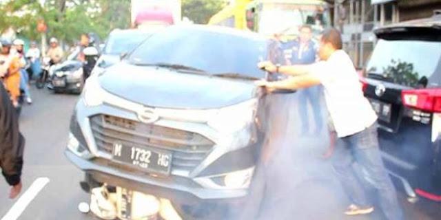 Ditangkap, Wisnu Wardhana NEKAT Tabrak Motor Petugas! HANURA: Sudah Kami Pecat dari Kader maupun Caleg