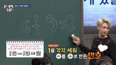 Enjoy Korea Ep.82 Ha Seok jin Kim Ji seok Minho Shinee Korean Entertainment Programs lee jang won noepulgi Park Kyung problematic men Tyler brain warm ups