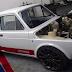 Londrinense realiza sonho e restaura Fiat 147