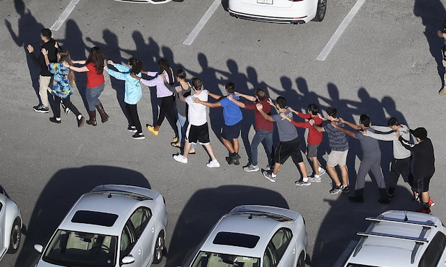 Parkland shooting report backs arming teachers, slams police response