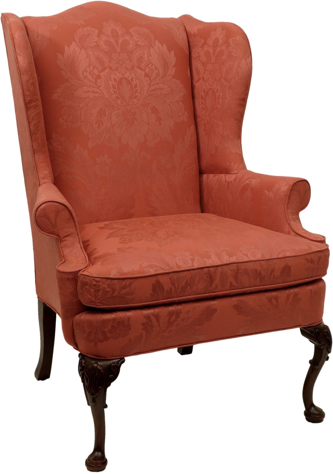 Wing Chair Magnon 39s Meanderings Wanted Wing Back