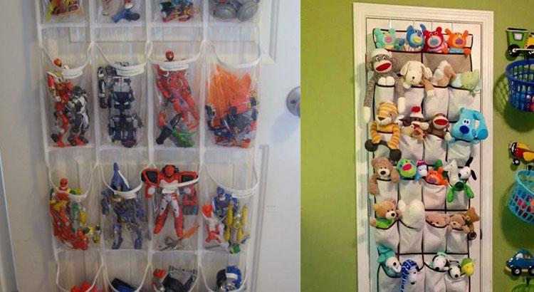 organizador de brinquedos barato