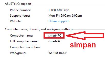 gambar cara lihat computer name server dapodik