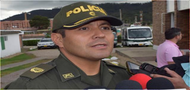 El Coronel Cabrera anuncia que se irá para la Inspección General