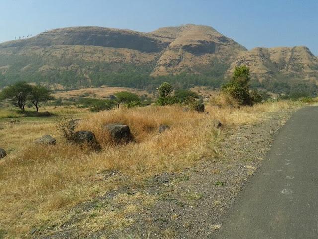 Malshej ghat road