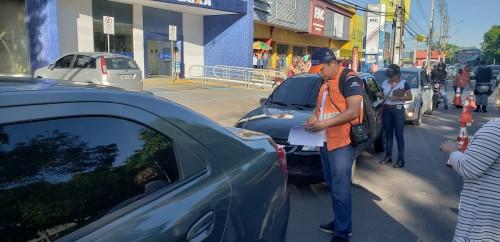 Fiscalização do Detran-AM atuará em todas as zonas da cidade durante o carnaval
