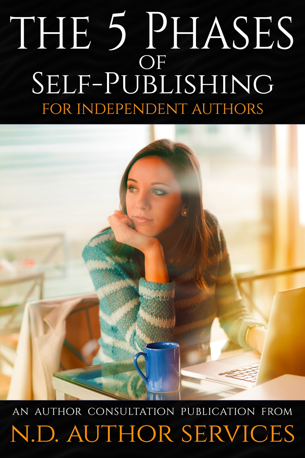 The 5 Phases of Self-Publishing