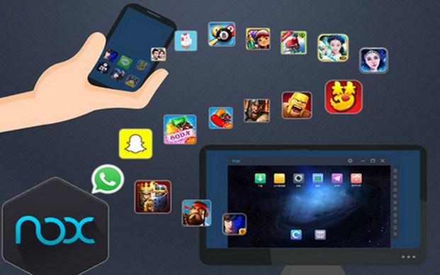 افضل محاكي اندرويد للكمبيوتر Nox App Player في اخر اصدار له للتحميل برابط مباشر