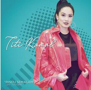 Titi Kamal - Rindu Semalam (Ost. Sesuai Aplikasi)