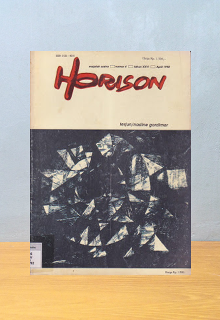 Majalah Horison No. 4, 1992