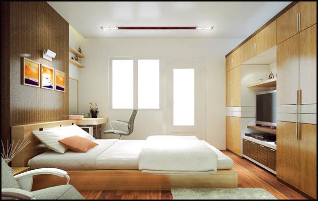 Trang trí phòng ngủ hợp phong thủy 2