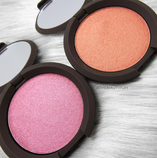 becca luminous blush - the beauty puff