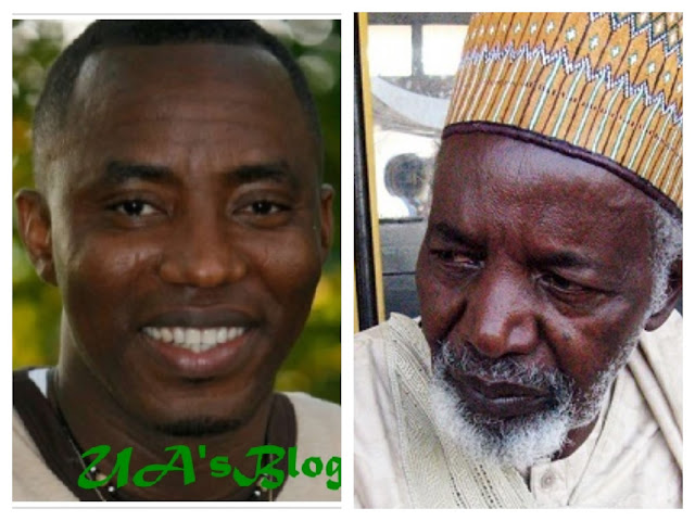 Balarabe Musa offers presidential ticket of PRP to Sowore