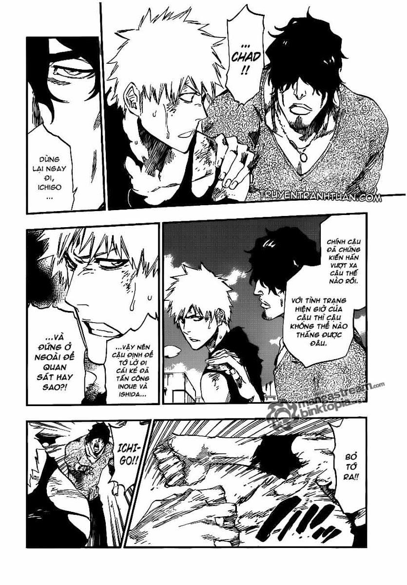 Bleach chapter 446 trang 10