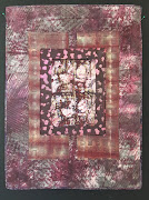 30% OFF Art Quilts and Paintings, thru January 17 in my Etsy Shop