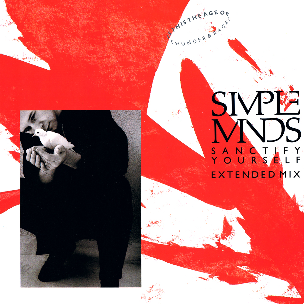 Simple minds sanctify