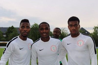 Mikel, Ighalo man 35-man Olympic squad