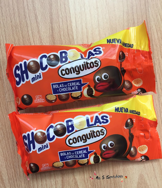 Conguitos Mini Shocobolas