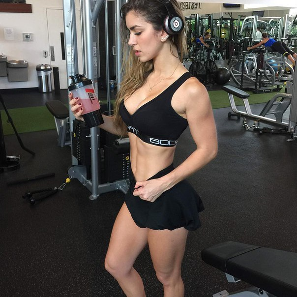 Anllela Sagra Fitness model 001