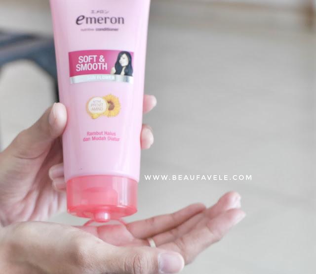 Emeron Nutritive Conditioner untuk Melembapkan Rambut