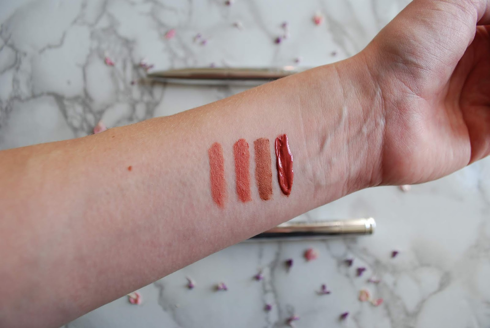 the perfect liquid blush: ellis faas blush pens review (+ life update) swatches