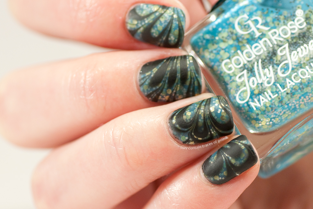 Nail Polish Brands That Work For Water Marbling | Splendid Wedding ...
