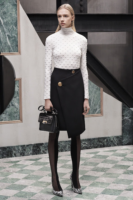 Balenciaga Pre-Fall 2015 Look Book