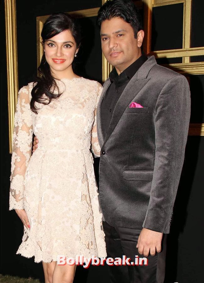 Divya Khosla and Bhushan Kumar, All Bollywood Celebs at Deepika Padukone Golden Party