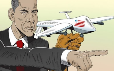 Obama orders drone strikes, From ImagesAttr