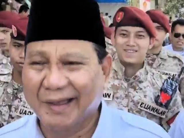 Prabowo Nyapres, Hanura: Selamat! Jokowi Presiden 2019-2024