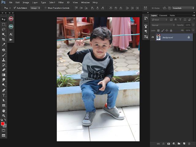 2 Cara membuat efek photo instagram