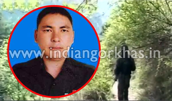 Gorkha soldire martyred and 4 militants killed in a gun fight in J&K Tangdhar