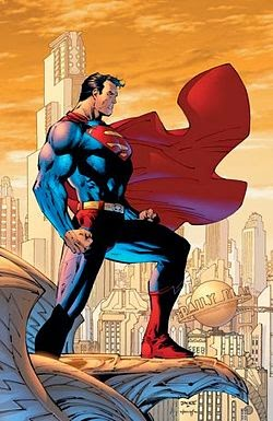 Superman The Greatest Superhero ever