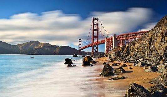 Tempat Bulan Madu Paling Romantis San Francisco