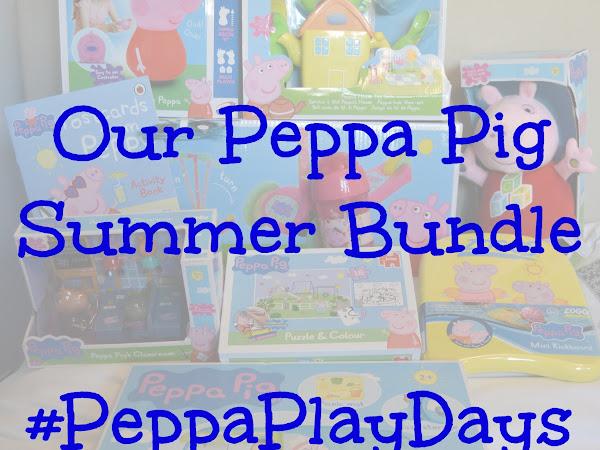 Our #PeppaPlayDays Summer Bundle.