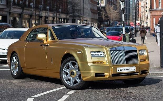 Ketika Negara Arab Menangis Darah, Miliader Saudi Ini Pamer Mobil Mewah