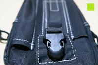 Taschen: Taktische Hüfttaschen , Sahara Sailor EDC Molle Tasche Nylon Gürteltasche für Wandern, Outdoor-Camping und Radfahren mit Aluminiumkarabiner