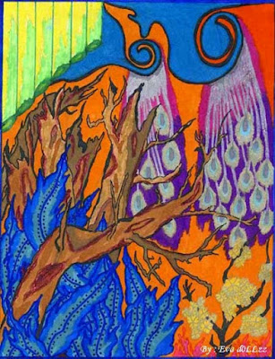 Lovely drawing. Colorful Draws - Gambar Penuh Warna