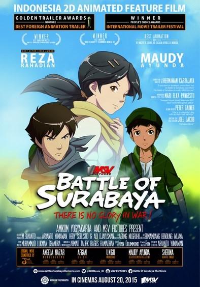Download Animasi Indonesia Battle of Surabaya 2015