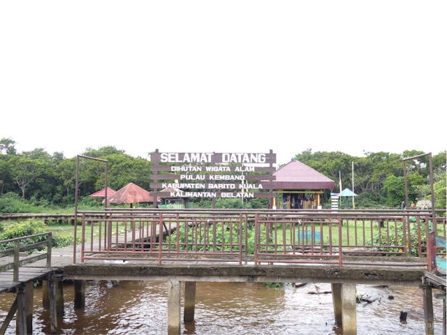 Selamat Datang di Pulau Kembang