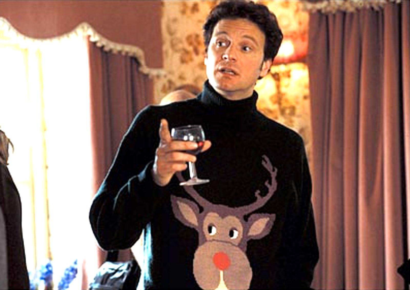 """SLIDE — looklikegarycooper: Colin Firth in """"Bridget..."""