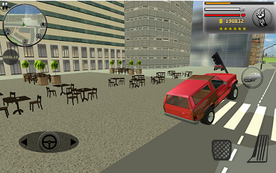 Screenshot Real Gangster Crime Apk Mod