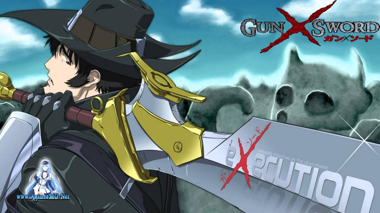 GUN x SWORD 26/26 [Sub Español] [Mega]
