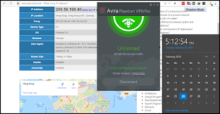 Download Avira Phantom VPN PRO version 2.21.2.30481