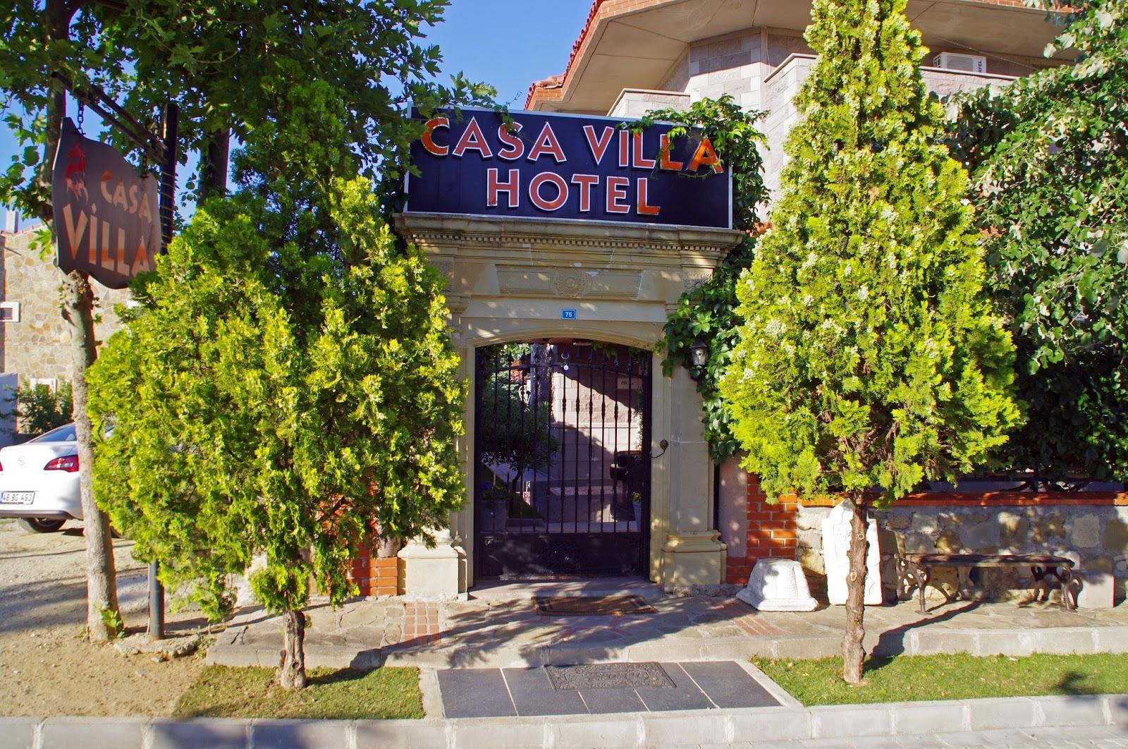 Casa Villa Hotel Eceabat Exterior