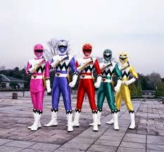 Seijuu Sentai Gingaman -Siêu Nhân Gingaman